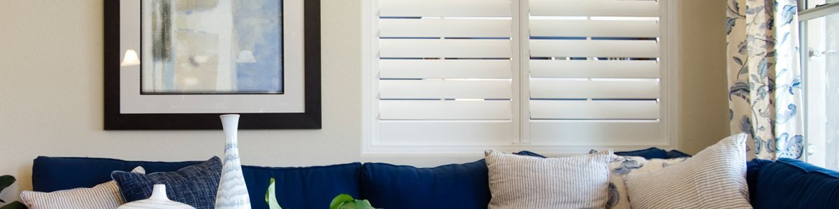 elegant blinds and awnings pure blinds against blue couch