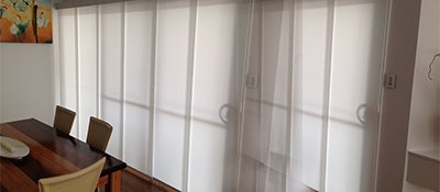 elegant blinds and awnings translucent panel glides