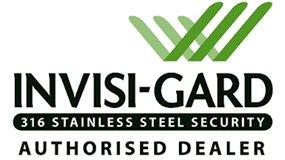 elegant blinds and awnings invisgard logo