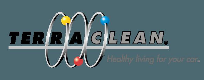 TerraClean car maintenance logo