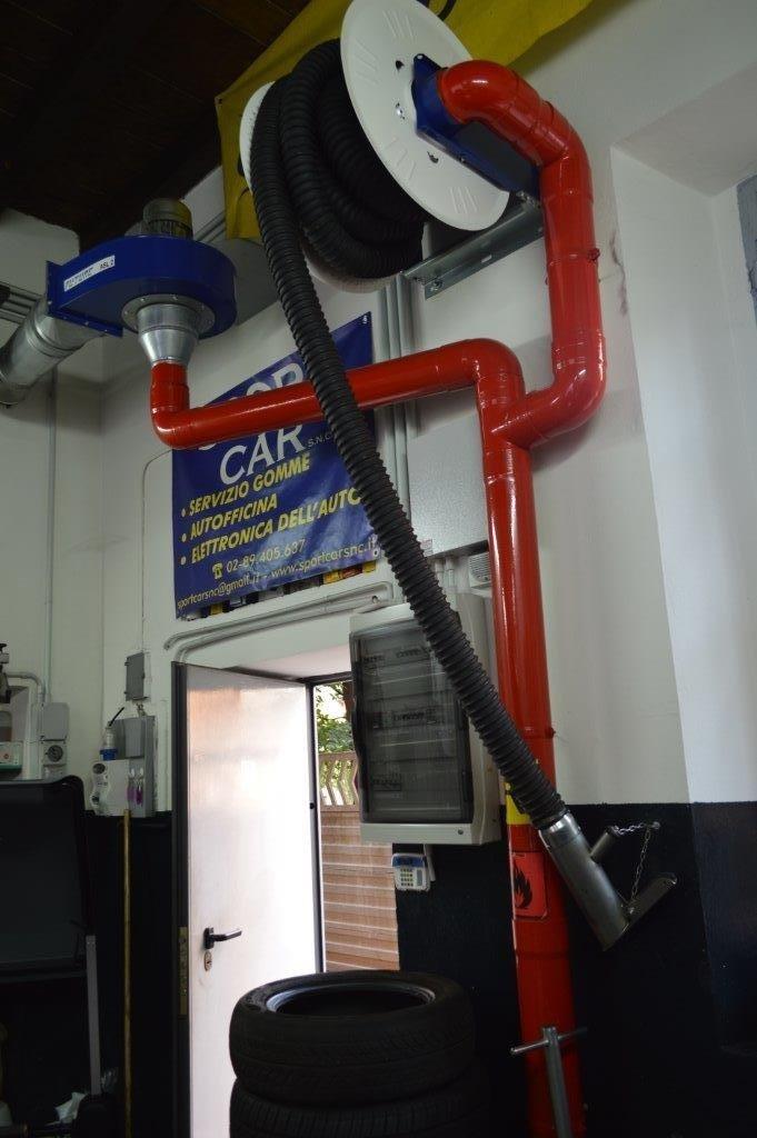 manutenzione e riparazione moto