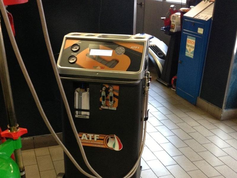 manutenzione cambio automatico