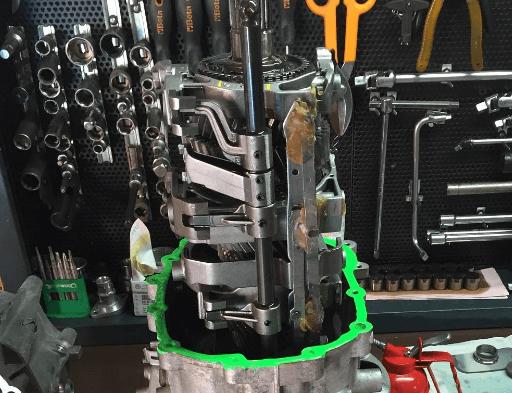 pulizia cambio automatico