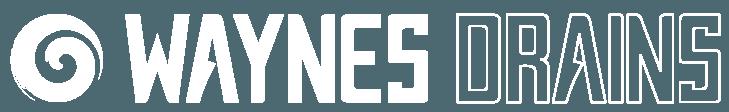 Waynes Drains logo