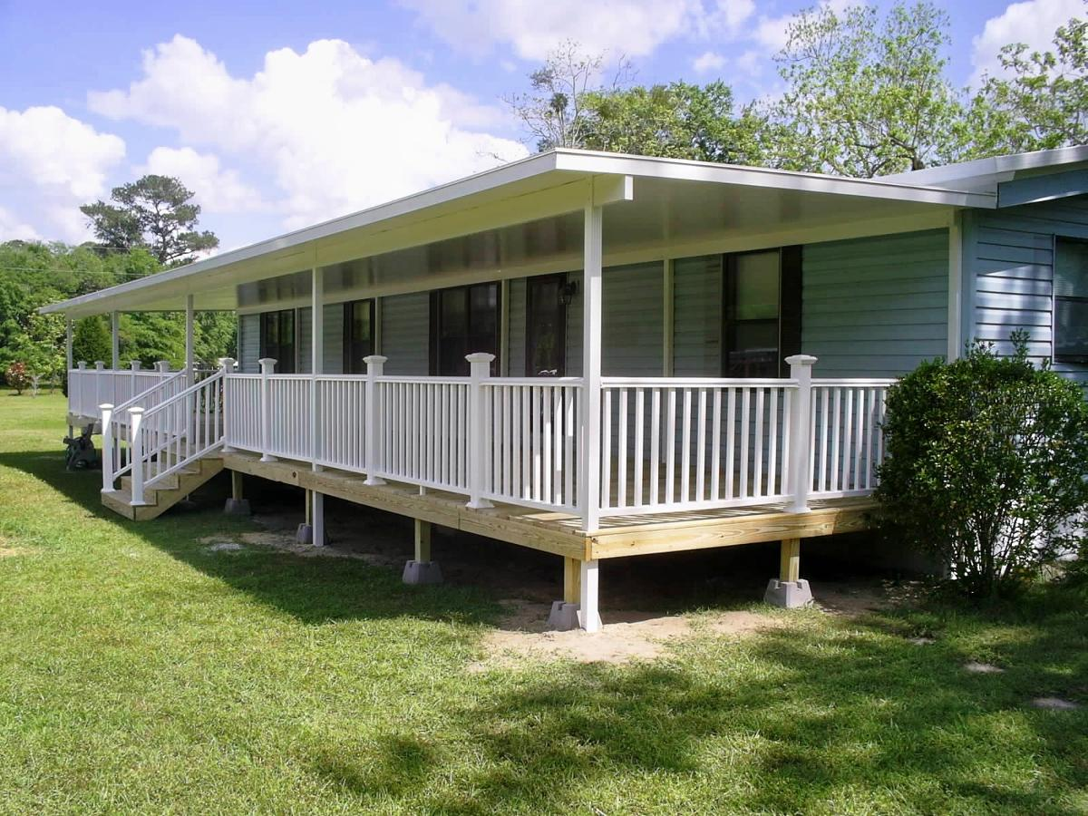 Mobile home room additions for Mobile home room addition