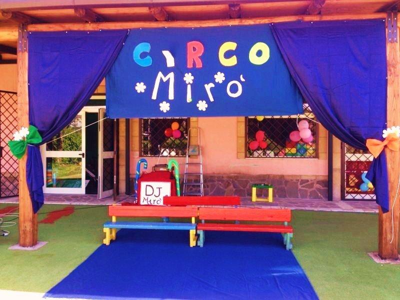 Circo Mirò ad Aprilia