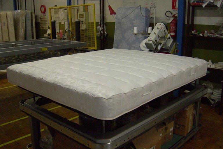Produzione materassi