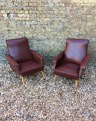 60s lounge chairs
