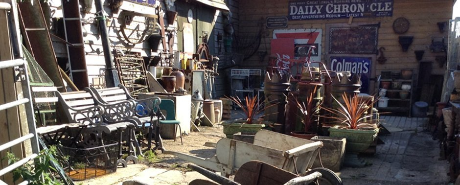Architectural Salvage Amp Reclamation Yard In Kent