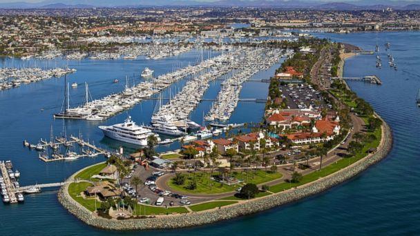 Shelter Island Boat Rentals San Diego