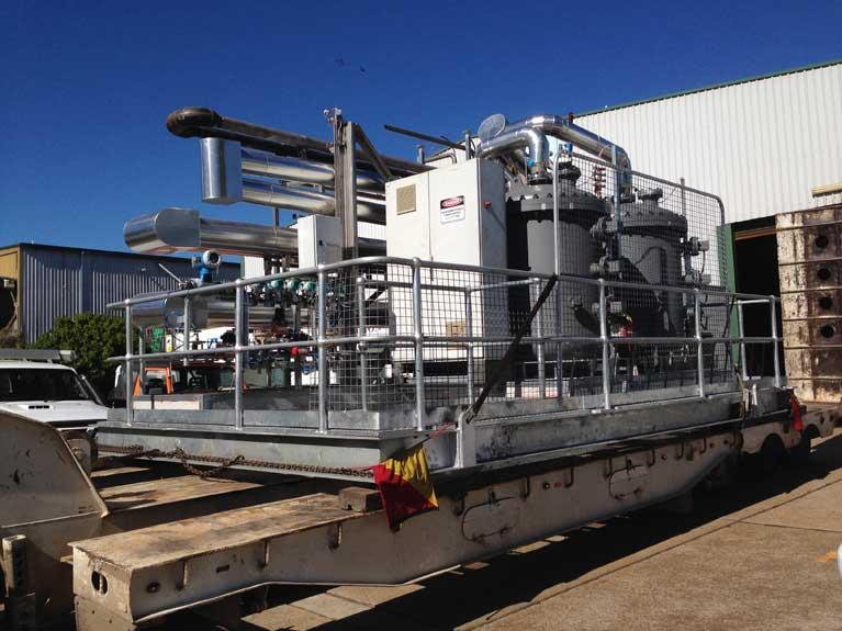 MCM Manufacturing Fabrication