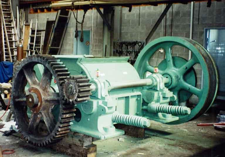 MCM Manufacturing Mechanical