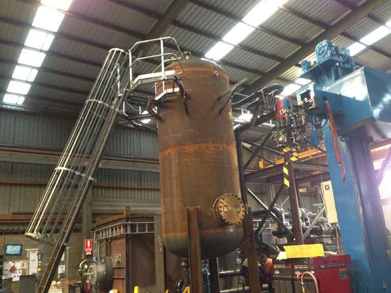 MCM Manufacturing Pressure Vessels
