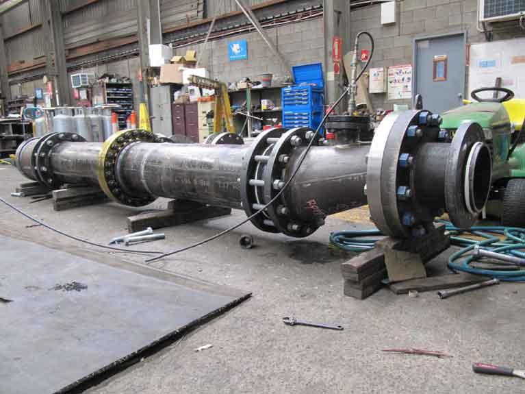 MCM Manufacturing Pressure Welding