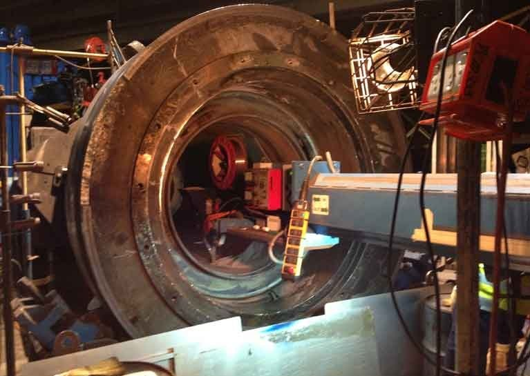 MCM Manufacturing Weld Reclamation