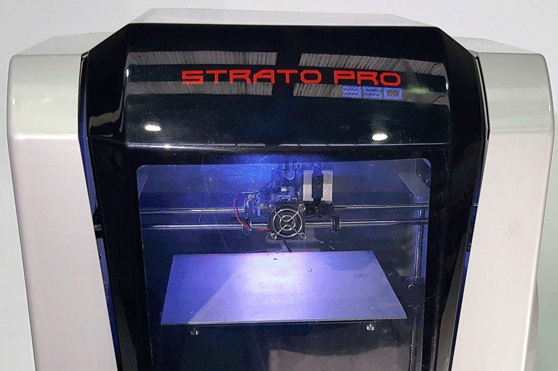Stampante 3D BlueTek Strato Pro