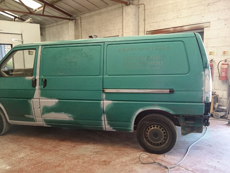 green van repair