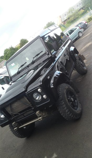 hummer repaired