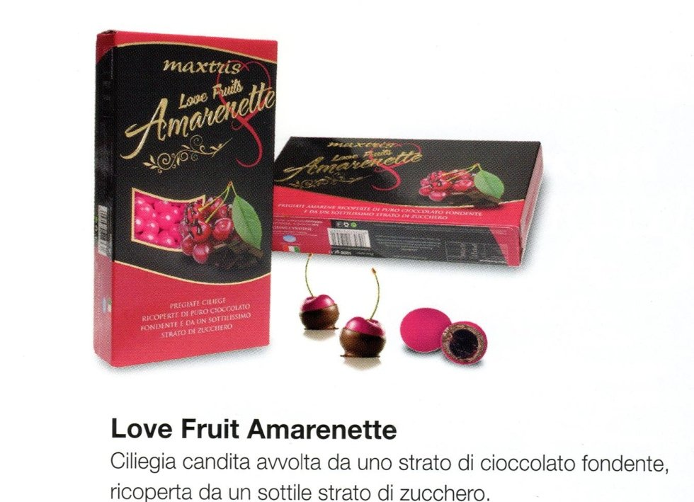 Love Fruit Amarette