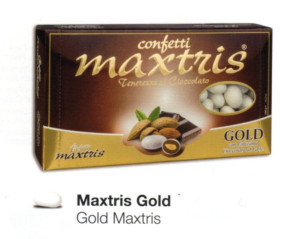 Confetti gold