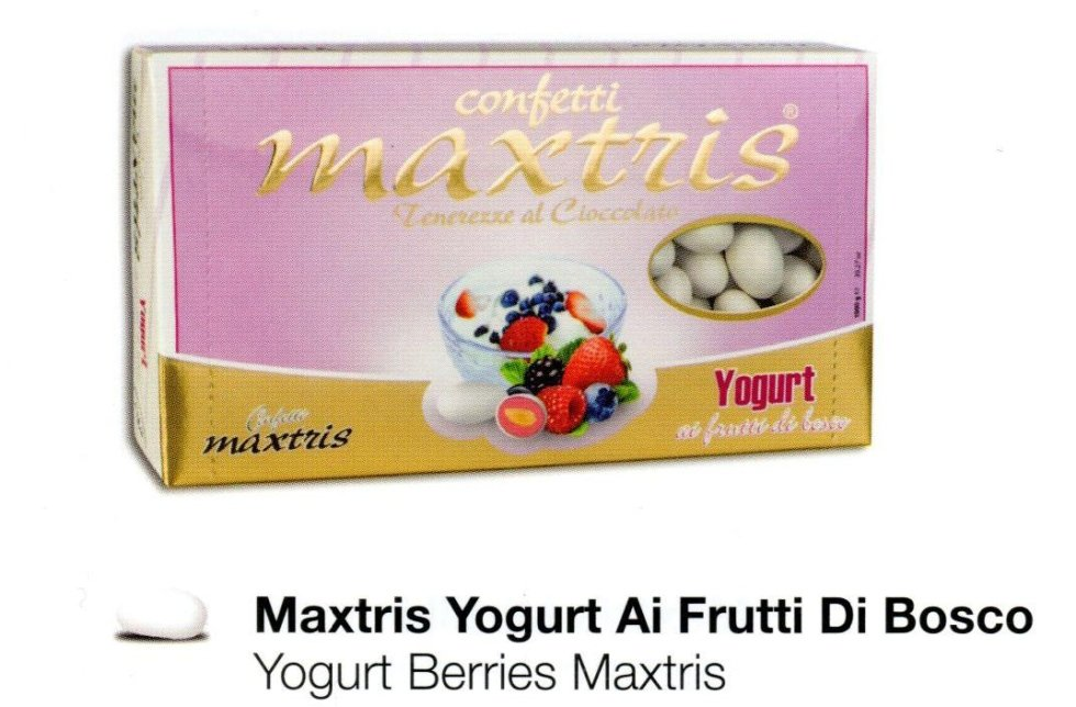 Yogurt Frutti di Bosco