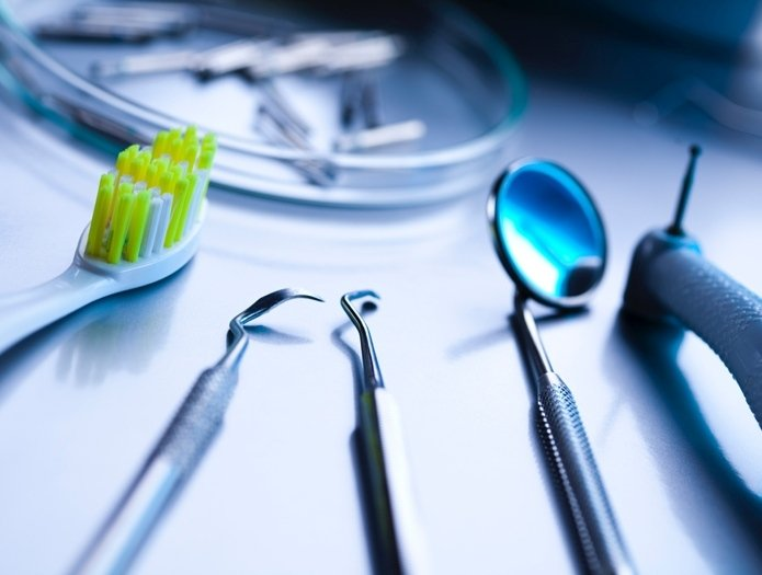attrezzatura dentista