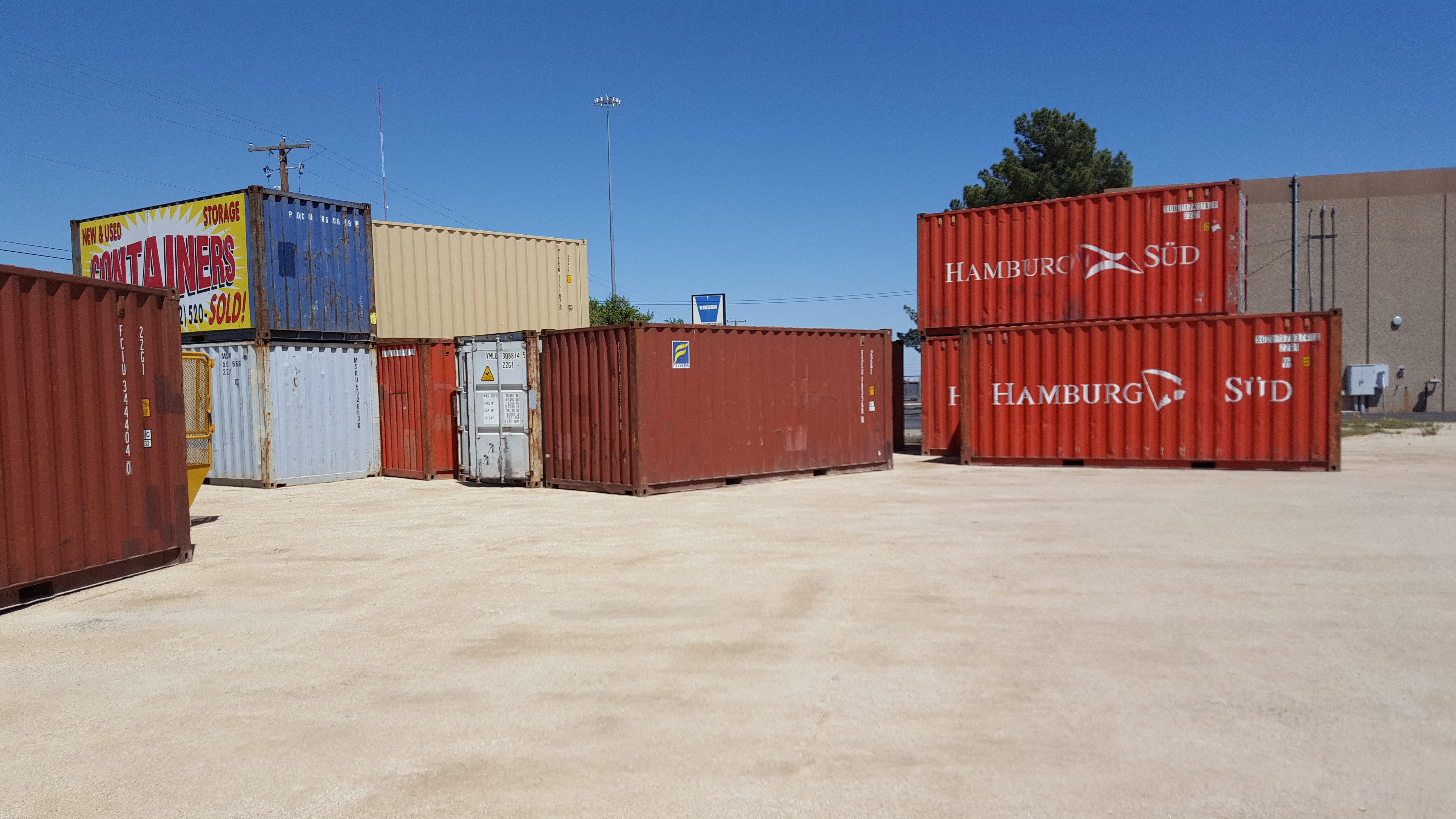 storage facility Odessa, TX