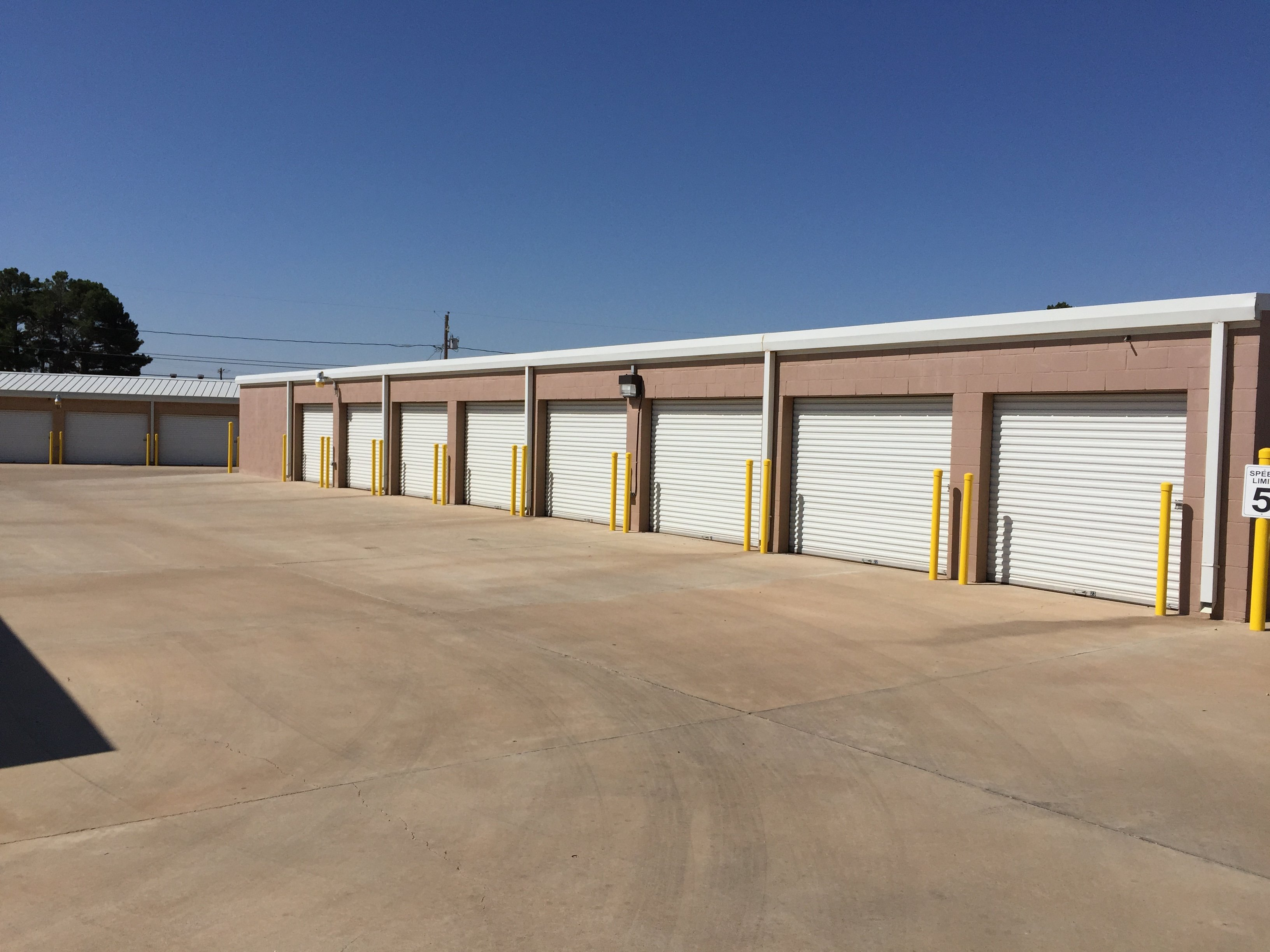 self storage Midland, TX