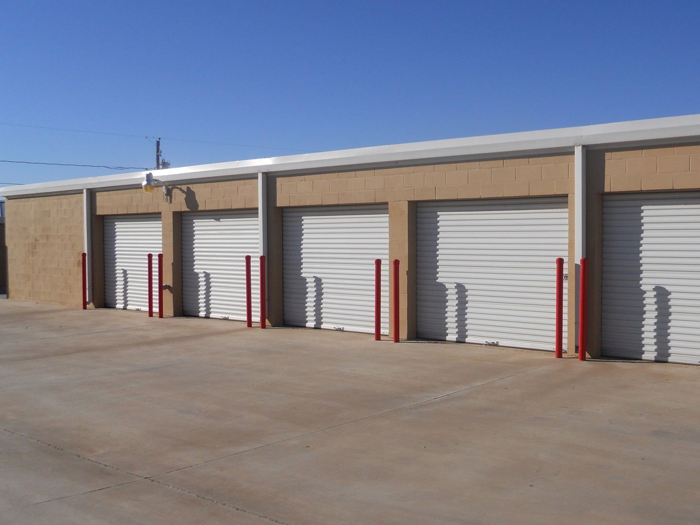 storage unit Midland, TX