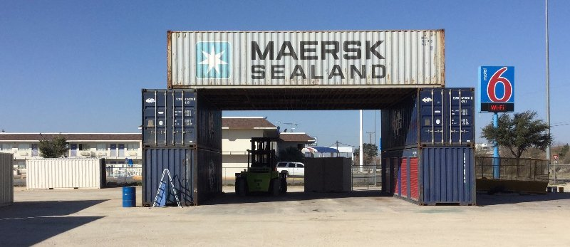 Storage Unit Containers For Sale Odessa Midland Amp The