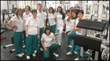equipe in palestra