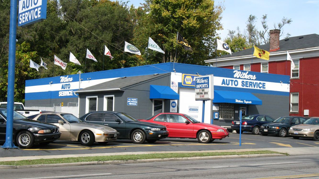 Withers Imports and Domestic Auto Repair shop
