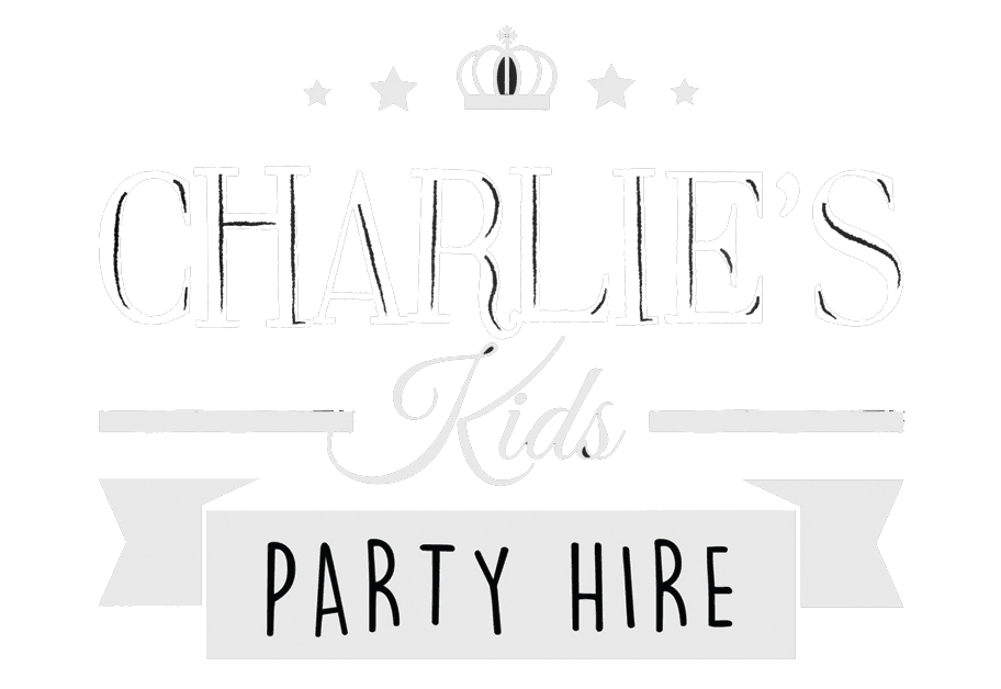 charlie's kids party hire