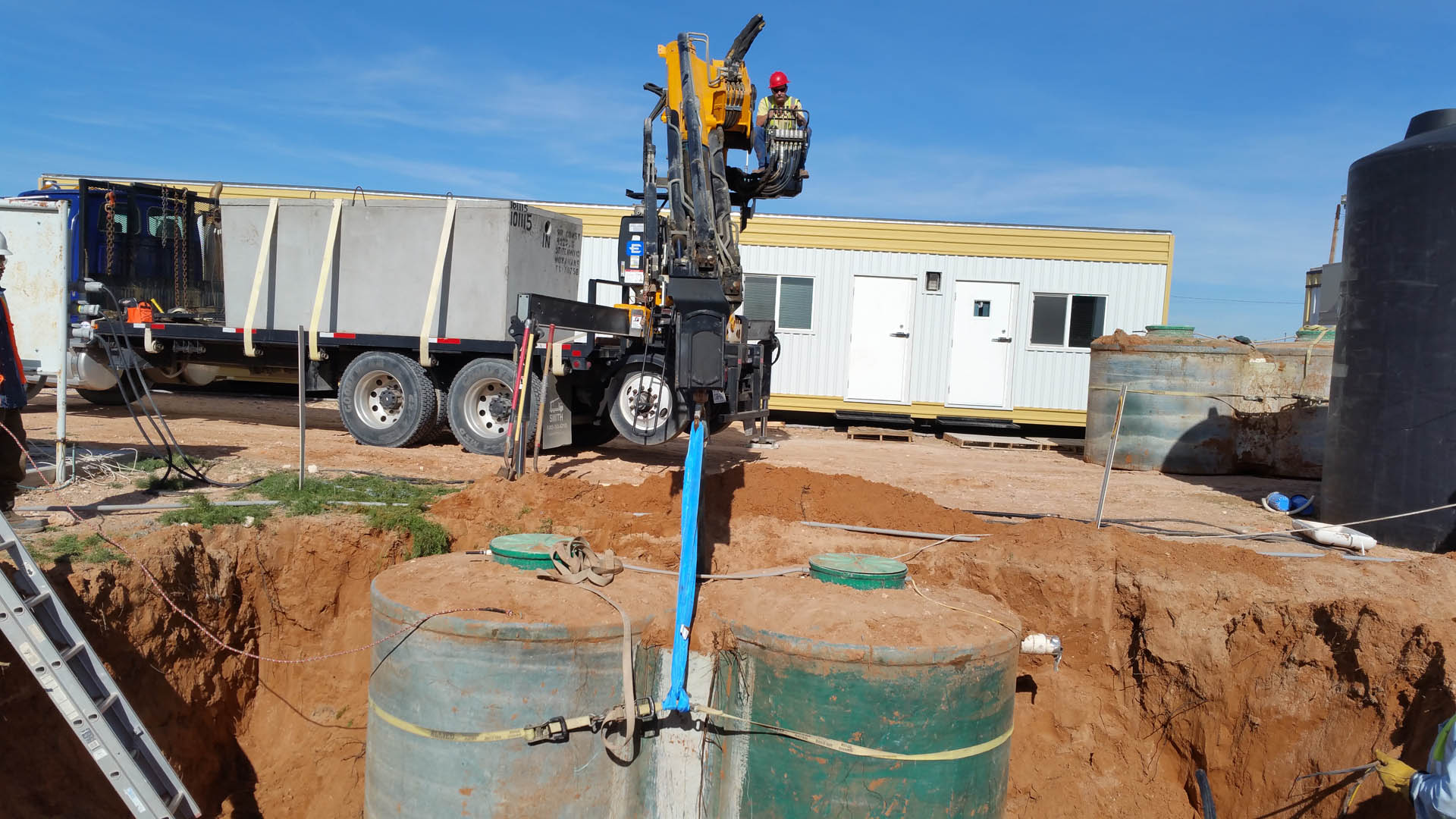 Portable Toilet Rental in Fort Stockton, TX - R & R Construction