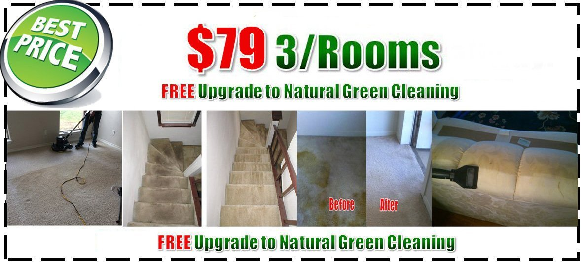 79 3 Rooms Free Hallway Carpet Cleaning Professional