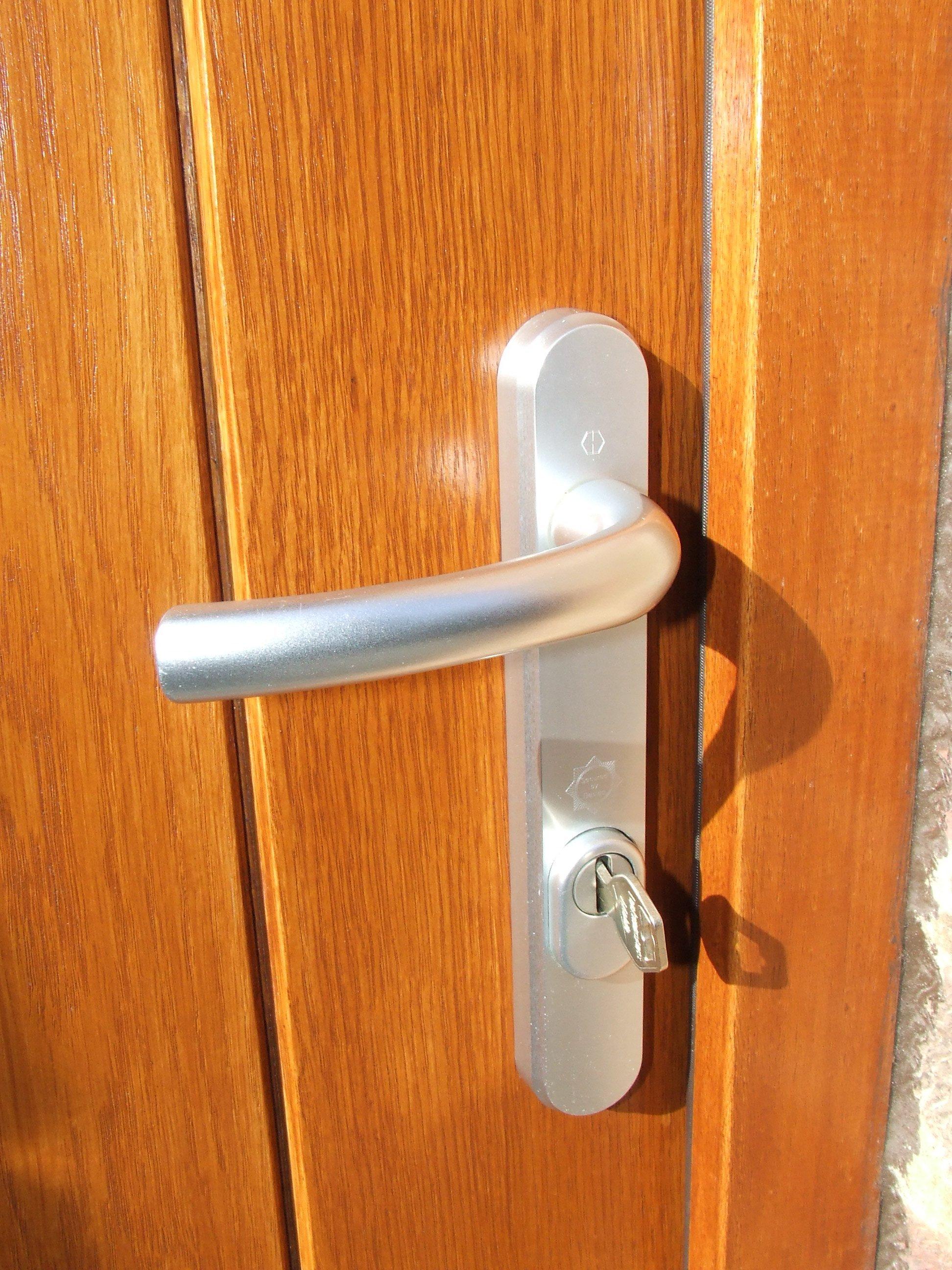 uPVC door lock repair