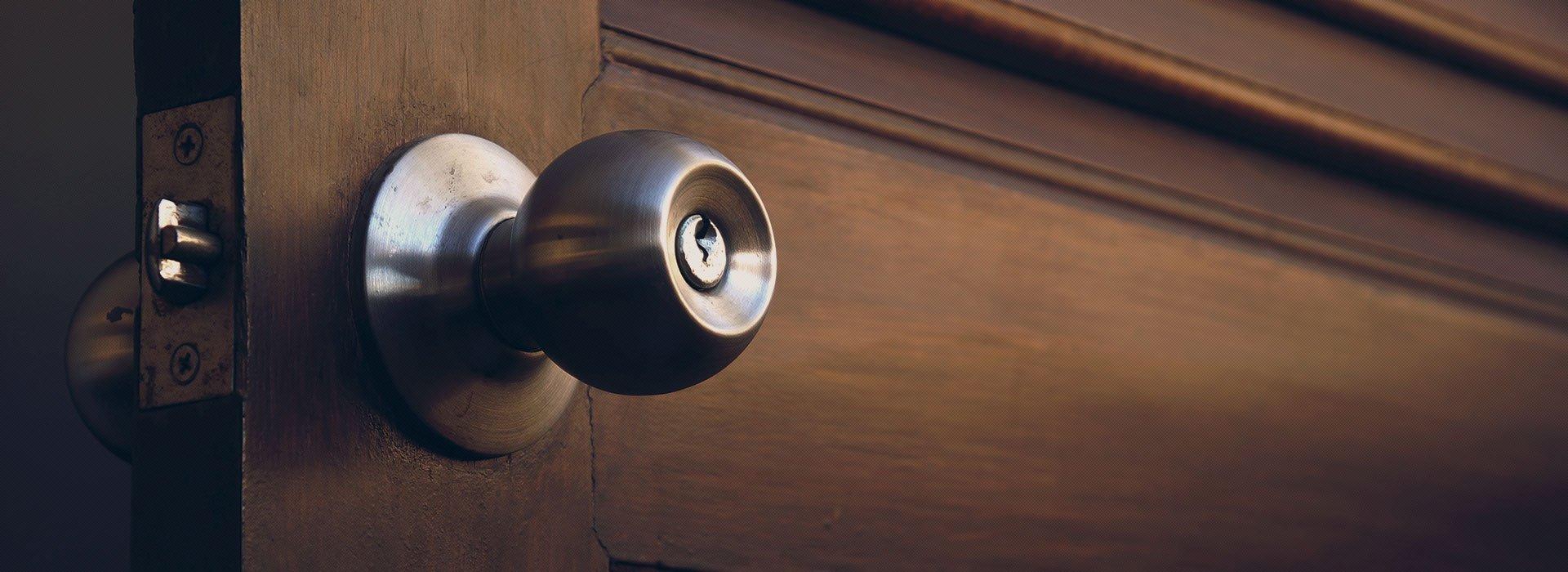 Lock and hinge repairs