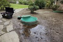 septic tank system in Anchorage, AK