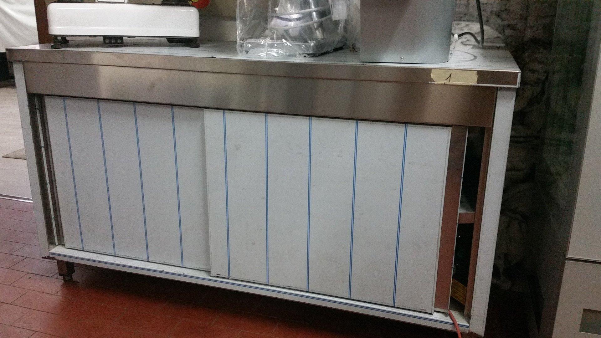 Cucine Professionali Usate Roma.Macchine Da Cucina Usate Gallarate Varese Proteo 2