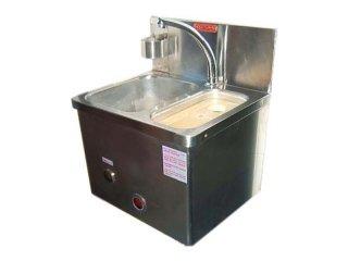 Lavamani professionale da cucina usato