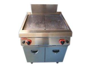 Cucina A Gas Professionale Usata.Macchine Da Cucina Usate Gallarate Varese Proteo 2