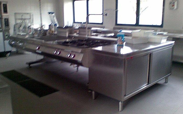Cucina professionale Zamberletti