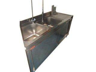 Lavello armadiato usato