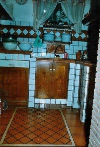 lavorazione cucina anticata