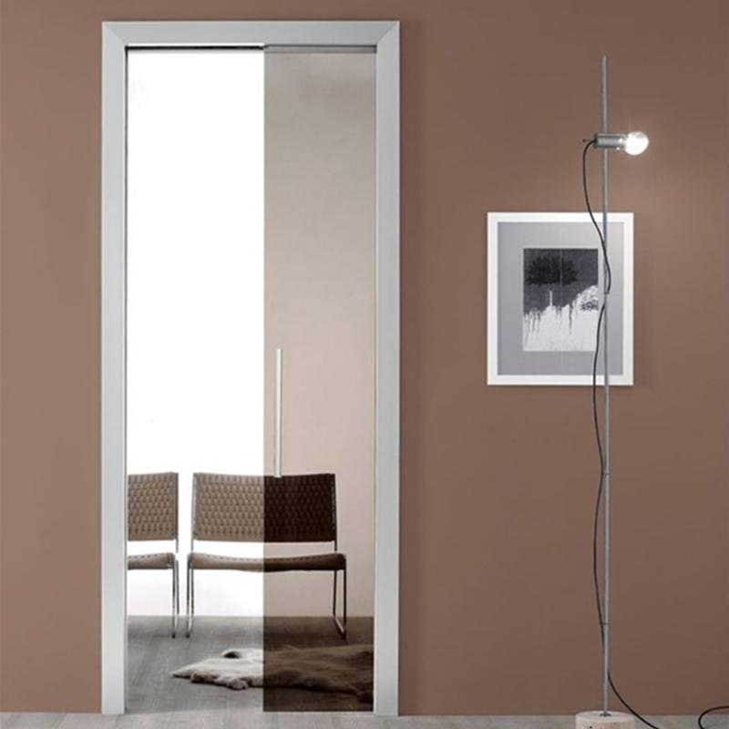 Porta interna mod. Light a scomparsa
