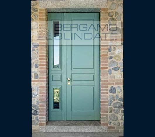 Porta blindata nembro valseriana bergamo blindate - Porte da esterno in alluminio prezzi ...