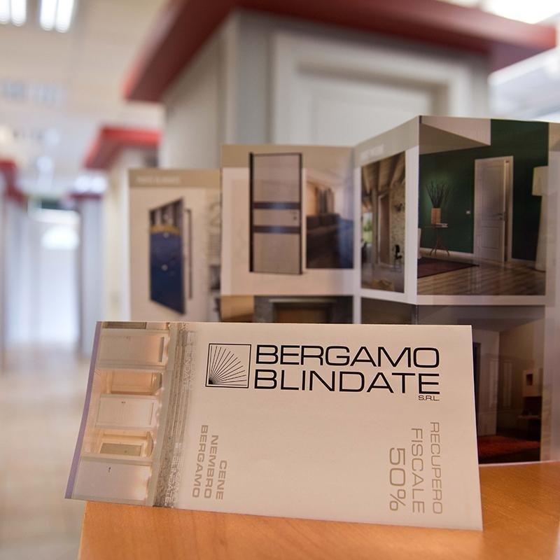 Bergamo Blindate - detrazioni fiscali