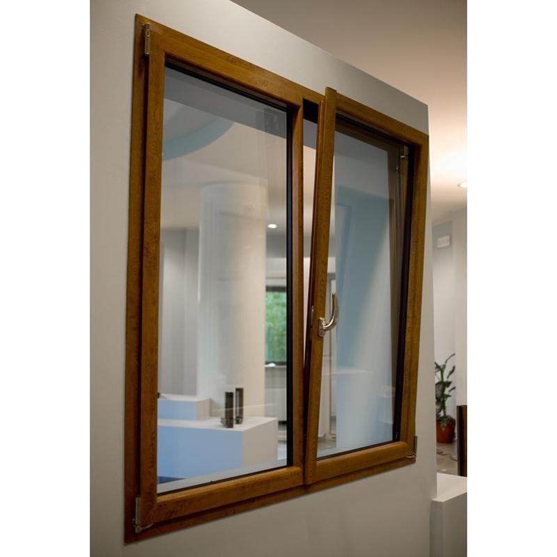 Serramenti Essential Erreci - Prospetto interno finestra a due ante