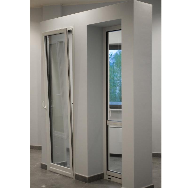 Serramenti Essential Erreci - Porta finestra un'anta