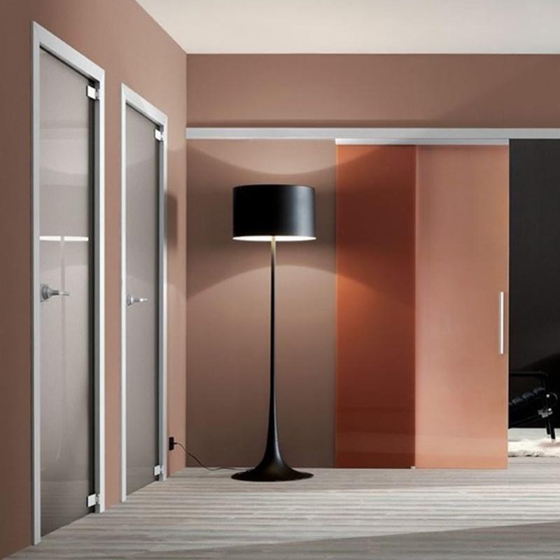 Mod. Light con mantovana alluminio